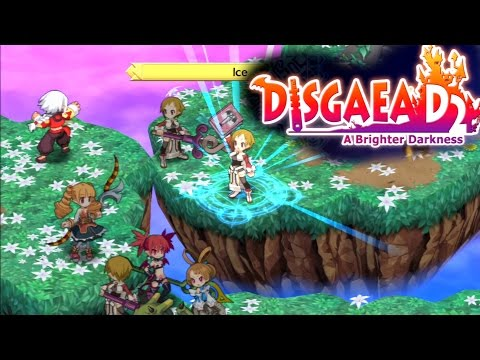 Disgaea D2: A Brighter Darkness ... (PS3) Gameplay