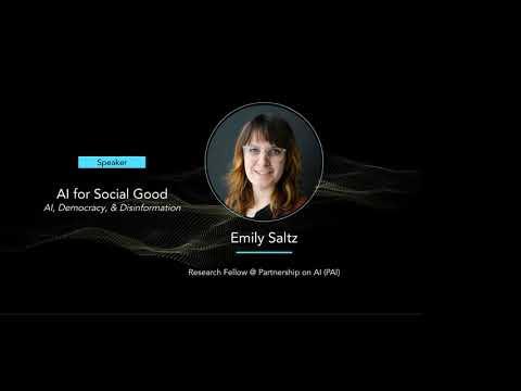 AI for Social Good: AI, Democracy, & Disinformation