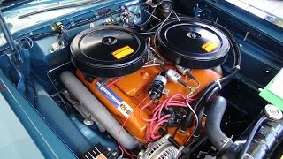 1964 Dodge Polara 426 Max Wedge Ramcharger III 415 HP aka Rigor Mortis
