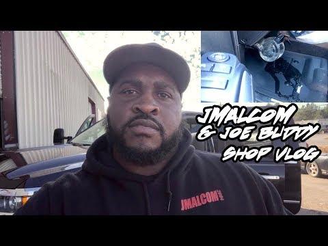 JMALCOM AND JOE BUDDY 3D Mats KAGU FLOOR MATS REVIEW AND INSTALL AT JOE BUDDY RACING VLOG!