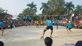 Pha dội bom nhanh như điện của Quản Trọng Nghĩa tại hội làng Thanh Hóa 2018