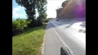 preview picture of video 'Zadnji točak, Semafor kod ETŠ - Zeleni most'
