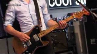 Franz Ferdinand:Turn It On at HMV