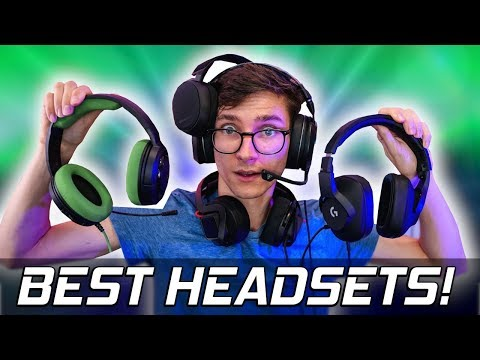 The GAMING HEADSET Buyers Guide 2020! (PC/PS4/Xbox One)
