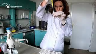 Film do artykułu: Tak pracuje laboratorium...