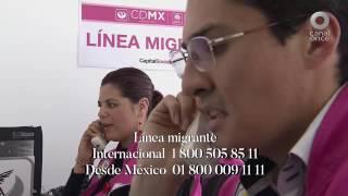 Aquí nos tocó vivir - Línea migrante