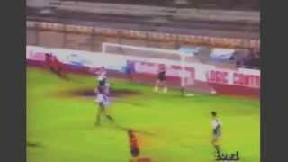 Sabadell 0 - Albacete 4. Temp 90/91. Jor. 12