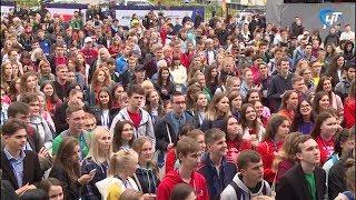В Великом Новгороде завершился второй молодежный форум движения «WorldSkills»