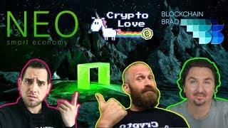 Whats Happening With NEO?!? Crypto Love & Blockchain Brad LIVE Cryptocurrency Chat | #NEO #ONT #bitcoinify