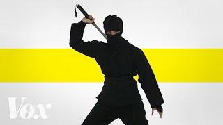 How ninjas went mainstream
