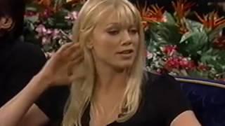 Пита Уилсон / Peta Wilson on The Tonight Show 1997