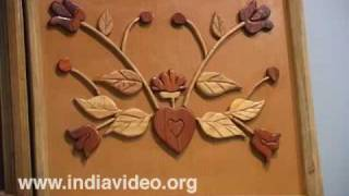 The fabulous wood artifacts of India