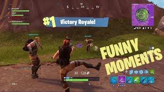 Fortnite Funny Moments #1