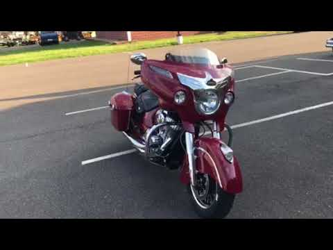 2018 Indian Chieftain® Classic in Westfield, Massachusetts