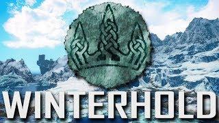Winterhold - Skyrim - Curating Curious Curiosities