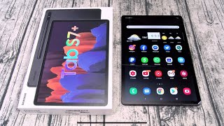 Samsung Galaxy Tab S7+ - Unboxing and First Impressions