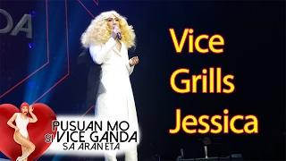 Vice Ganda Grills Mike Enriquez, Rey Valera, President Duterte and Jessica at 'Pusuan Mo' Concert