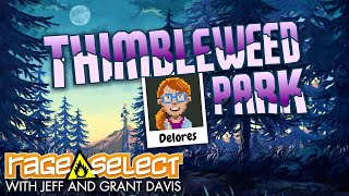 Delores: A Thimbleweed Park Mini-Adventure - The Dojo (Let's Play)