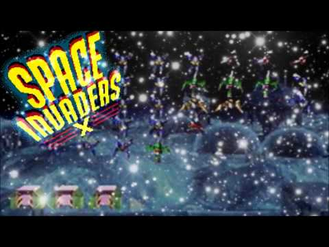 Space Invaders OST 'Pluto'