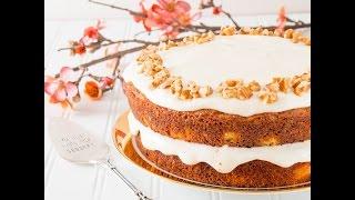 carrot cake icing cream cheese recipe