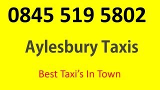 preview picture of video 'Aylesbury Taxi Service Numbers  - Book Taxi in Aylesbury UK (united Kingdom)'