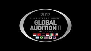 2017 S.M. GLOBAL AUDITION SEASON 2