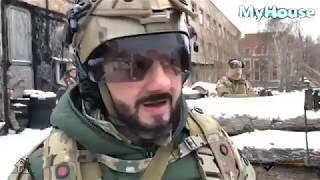СУПЕР ВИДЕО - Михаил Галустян показывает игрушку!!! Игрушки Галустяна!!!