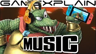 Smash Bros. Ultimate - We Extended King K. Rool