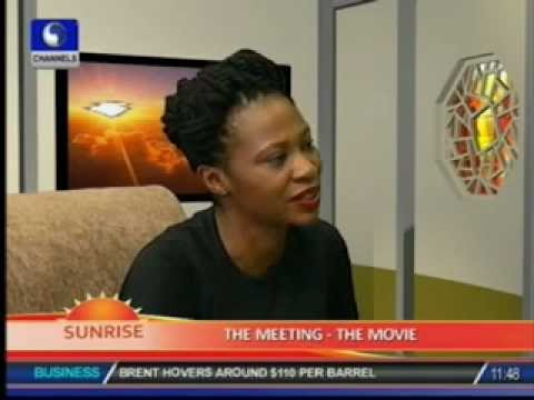 Rita Dominic, others speak on new movie - The Meeting - Part 2