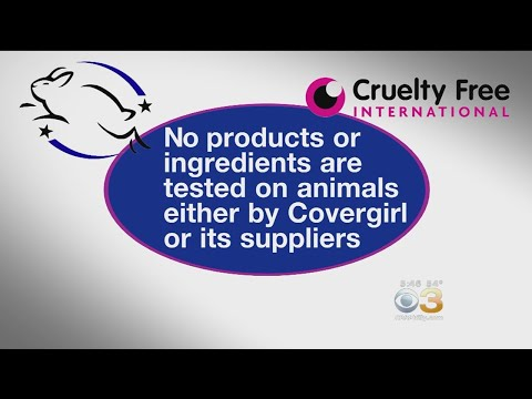 does covergirl do animal testing
