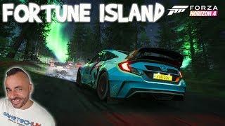 FORTUNE ISLAND - Brand new Forza Horizon DLC