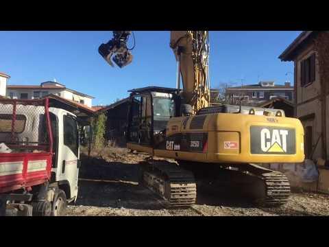 Dopo 40 anni di abbandono, si demolisce la segheria Fidanza