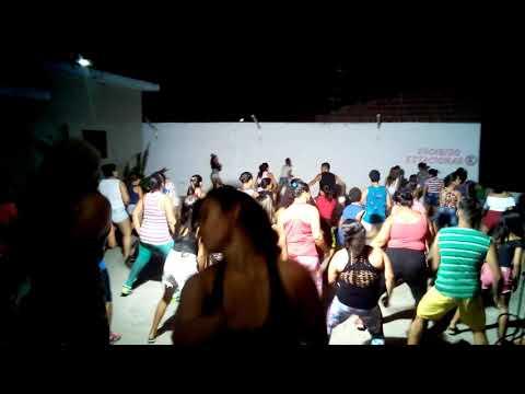 Aula de zumba em São Domingos brejo da madre Deus Pernambuco