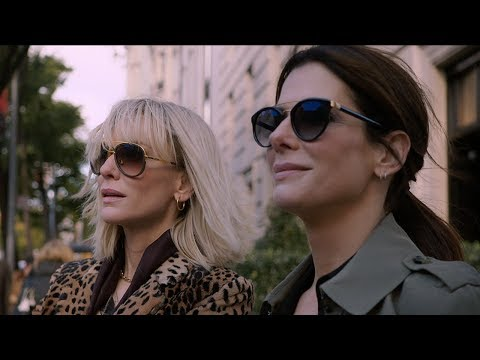 Movie Trailer: Ocean's 8 (2018) (0)