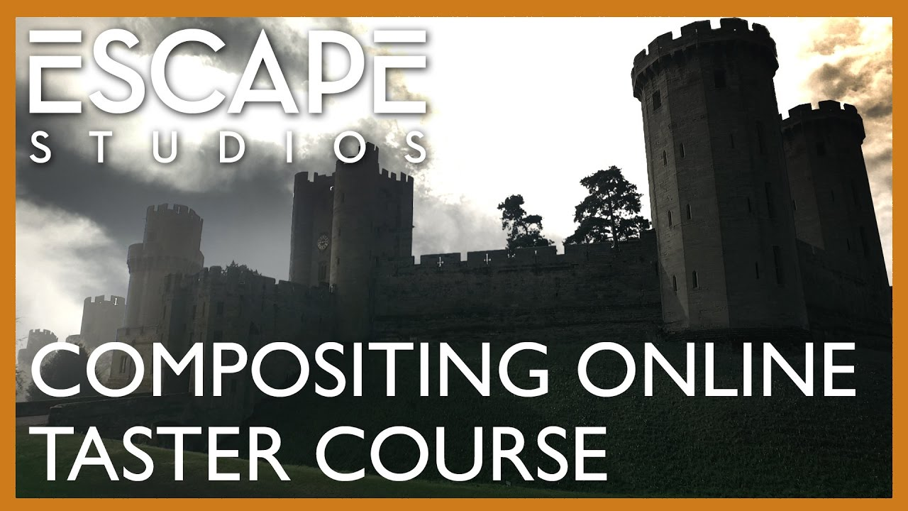Compositing Online Taster Course