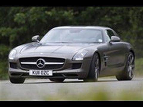 Long term test: Mercedes SLS