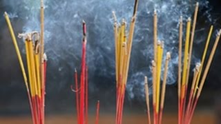 Traditions Explained: The History Of Incense