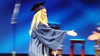 Jordan Hayley Graduation