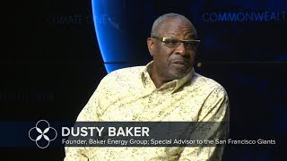 Why Climate Matters to Dusty Baker
