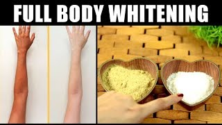 Bridal Full Body Whitening 100% Homemade Treatment Urdu Hindi