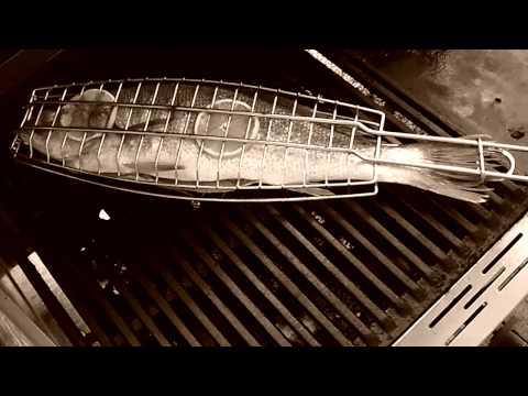 Man-Law MAN-V2 Fish BBQ Basket
