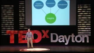 Lightbulb Moment | Gary Klein | TEDxDayton