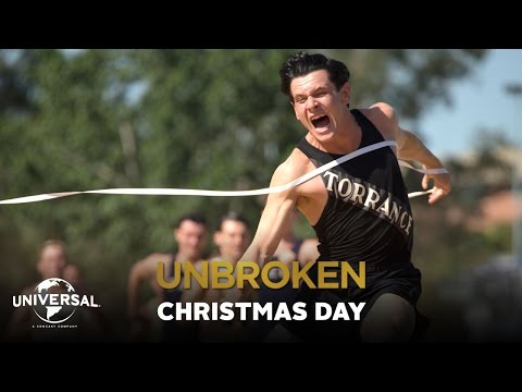 Unbroken Featurette 'Run Like Mad: The 1936 Olympics'