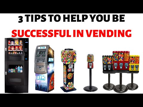 , title : 'DON'T Start a Vending Machine Business Until You Watch This Video! Some Tips.