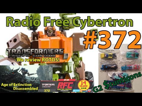 Radio Free Cybertron - 372