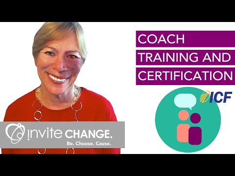 Professional Coach Training and Certification - YouTube