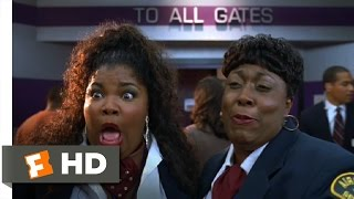 Soul Plane (4/12) Movie CLIP - Airport Security (2004) HD