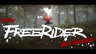 FVP FreeRider, gameplay sur freerider recharged #1