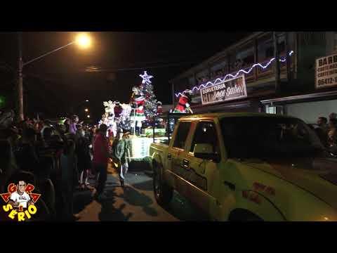 São Lourenço da Serra faz Juquitiba passar vergonha no Natal 2018