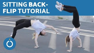 Basic Acrobatics - Sitting to Standing Backflip